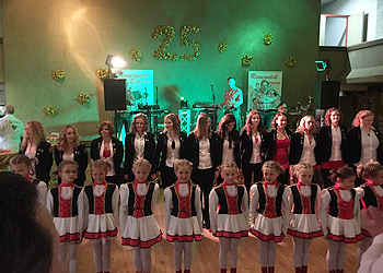 Beitrag Stadtgarde Innsbruck Jubiläum 2015