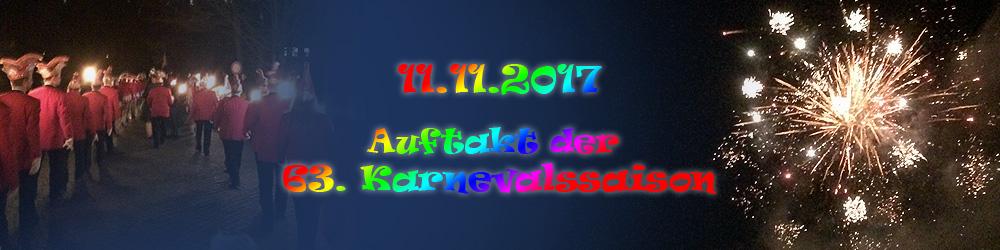 EBM Fackelzug Auftakt 63. Karnevalssaison Bad Muskau