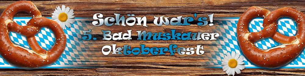 EBM Oktoberfest 2017 Danke