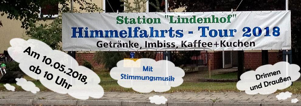 Elferrat Bad Muskau Himmelfahrt Station 2018