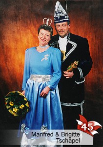 EBM 45. Bad Muskauer Prinzenpaar
