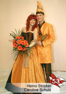 EBM 53. Bad Muskauer Prinzenpaar