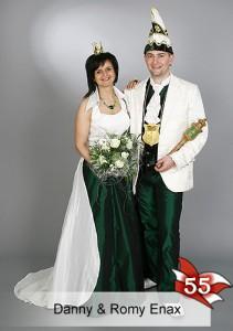 EBM 55. Bad Muskauer Prinzenpaar
