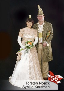 EBM 56. Bad Muskauer Prinzenpaar