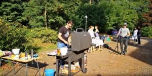 GrillContest am 2. Oktober, Team Brahmke