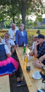 Frühschoppen am Tag der Deutschen Einheit 2021
